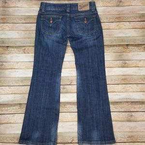Vigoss Studio The New York Boot Jeans 6483 31x32